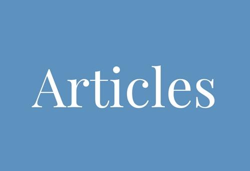 divorce articles
