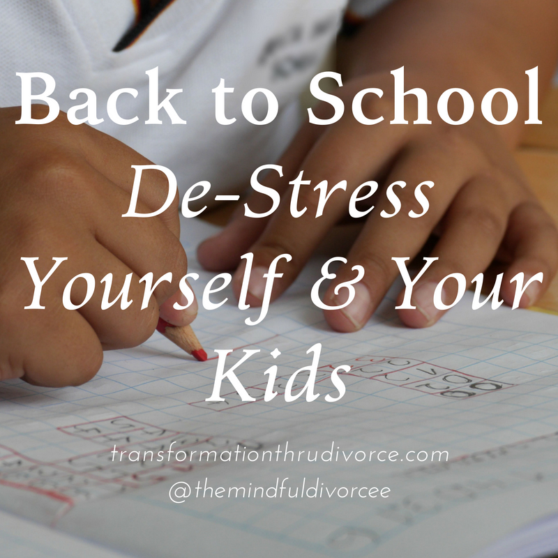 advice for single parents going back to school